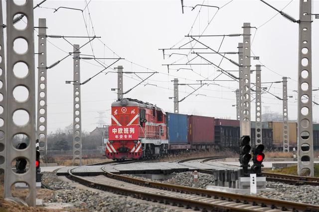 今年合肥中欧班列已发运29列