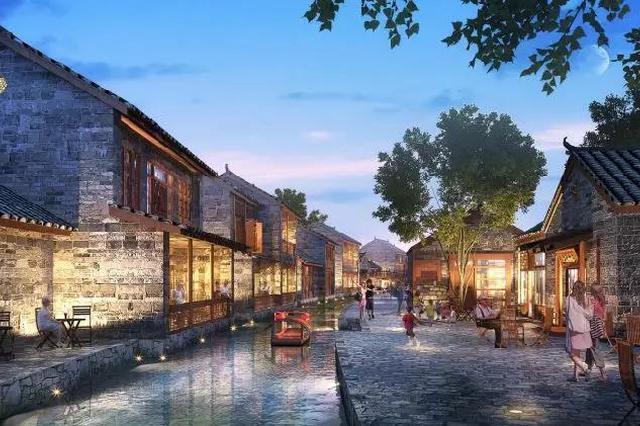 """合肥巢湖半岛将打造""""中国厵村""""项目"""