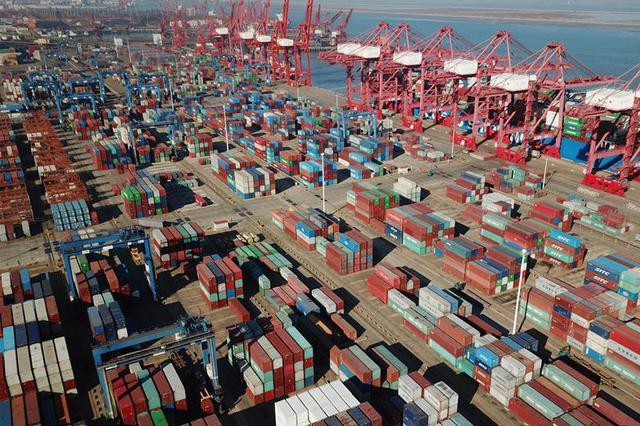 安徽货物贸易进出口总值创2017年以来月度新高