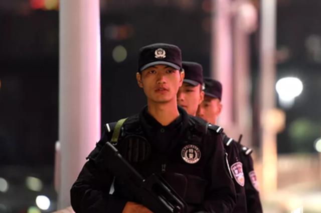 安徽省公安厅发布2018年十大新闻事件