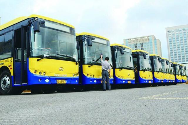 合肥公交56路恢复原线 BRT2号线服务时间调整
