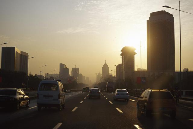 合肥过年期间哪最堵 答案为长江东大街