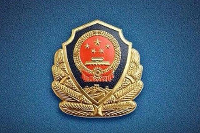 安徽省去年9名公安民警因公牺牲