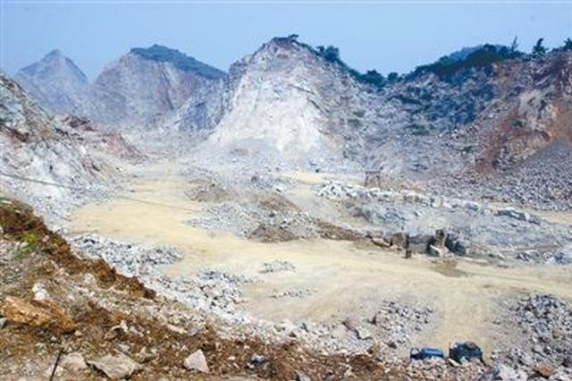 宿州埇桥区今年将修复治理21座废弃矿山