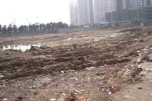 去年阜阳市闲置土地清理处置率安徽省首位