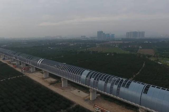 金寨路高架将新增3.5公里声屏障