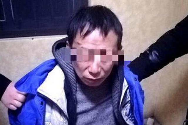 """芜湖一男子耍无赖霸占""""待售房"""" 还野蛮袭警被罚"""