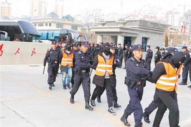 安徽警方破获特大传销案 下线达3100余人