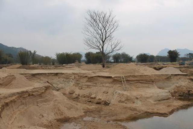 涉嫌破坏耕地16.8亩 阜阳8人同堂受审