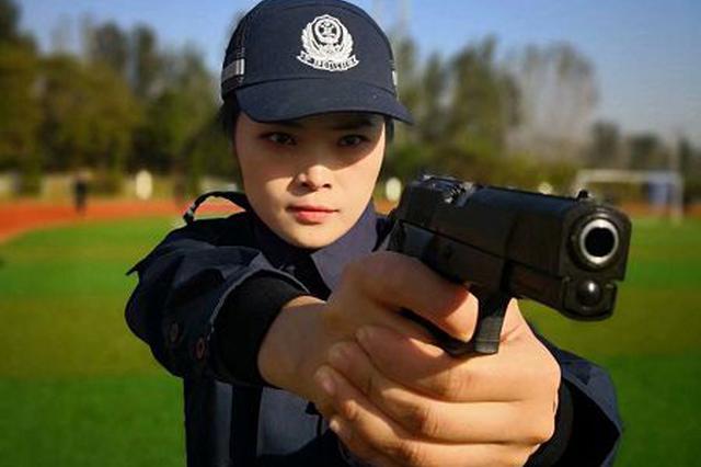 """""""女汉子""""教官于静:战斗在警务教育训练第一线"""