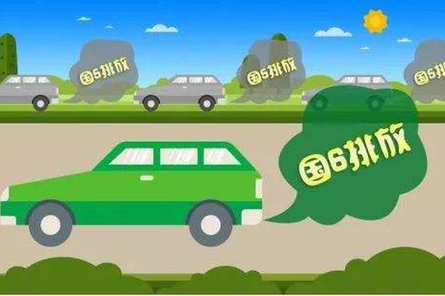 安徽省提前实施机动车国六排放标准