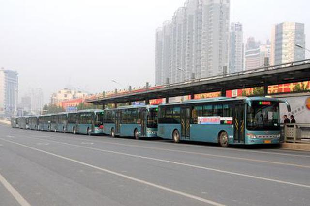 """合肥公交BRT1号线区间车""""早晚""""高峰各不同"""