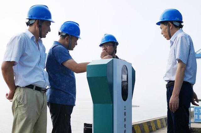 芜湖检测船舶大气防污染出新招