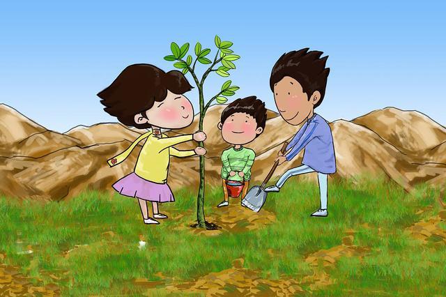 合肥公布义务植树活动