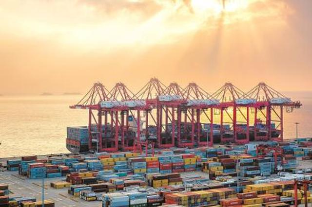 芜湖做大做强港口经济迈出坚实步伐