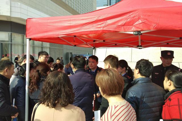 省消保委开展315消费者权益日宣传活动
