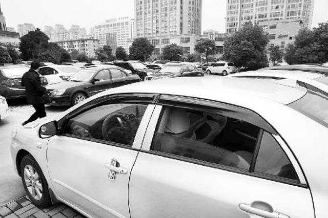 男子停车忘关车窗 肥东民警留纸条将车内财物妥善保管