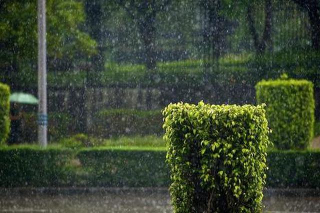 冷空气来袭 本周降雨降温