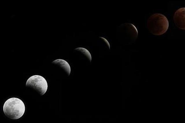 """今年最后一次""""超级月亮""""将于""""春分日""""现身天宇"""