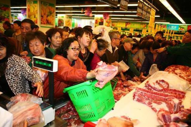 宣城市区上周菜价:肉价回落 蔬菜涨多跌少