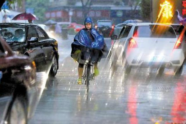 安徽:雷暴大风天气即将来袭 黄山降温幅度或达16°C