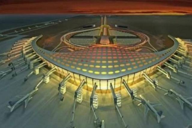 合肥机场拟投资6.7亿元实施机坪改扩建