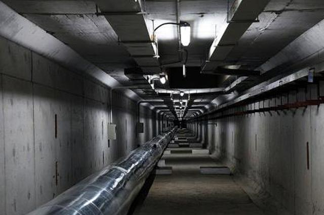 合肥城市地下管廊实行有偿使用