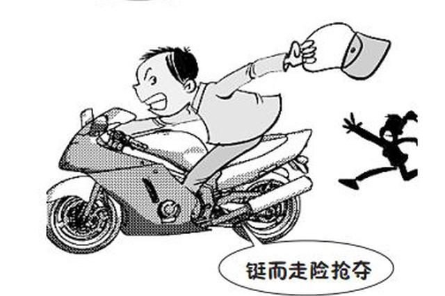 """""""飞车""""夺包案 指控""""一罪""""判决""""两罪"""""""