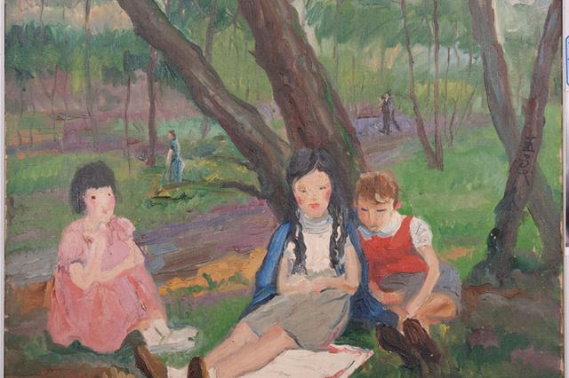 """""""春之歌——潘玉良在巴黎""""展即将在安徽博物院开展"""
