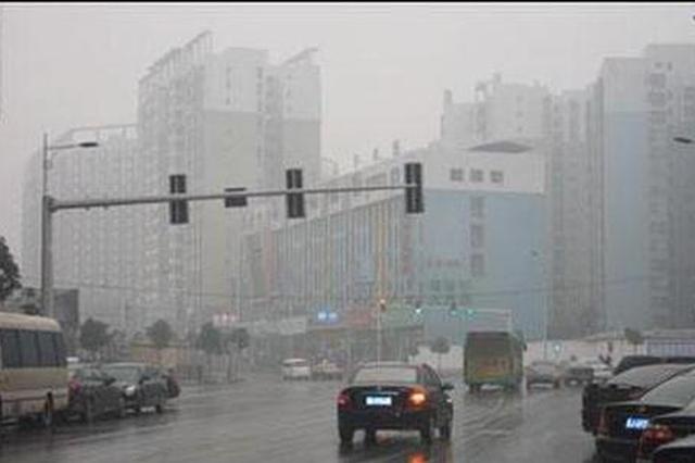 今起寒潮来临 安徽省平均气温下降7—9℃