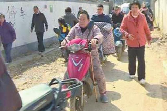 芜湖劳动新村巷道将暂时封闭