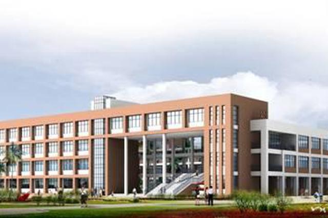 合肥空港168新桥学校今年9月启用
