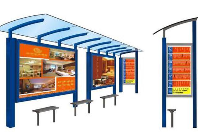合肥将改造公交站牌亭2274个