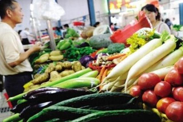 前两个月淮北市限上消费品零售额增幅居安徽省第六位