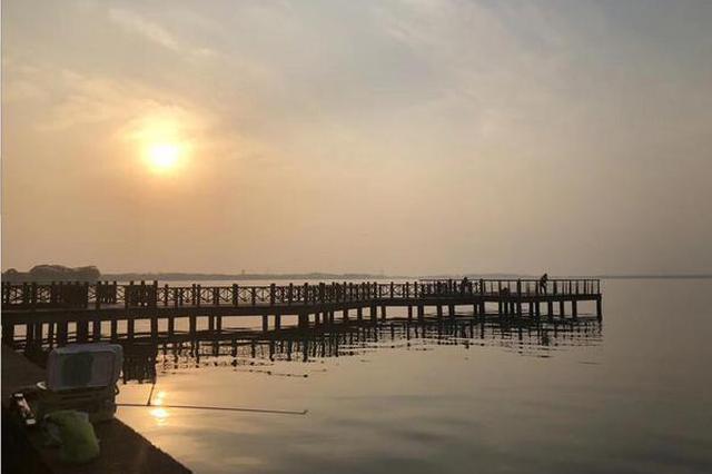 东方日内瓦湖——淀山湖