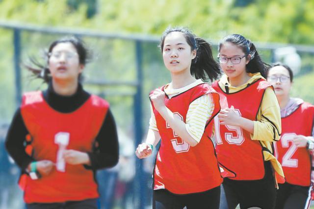 今年体育中考成绩普遍提高