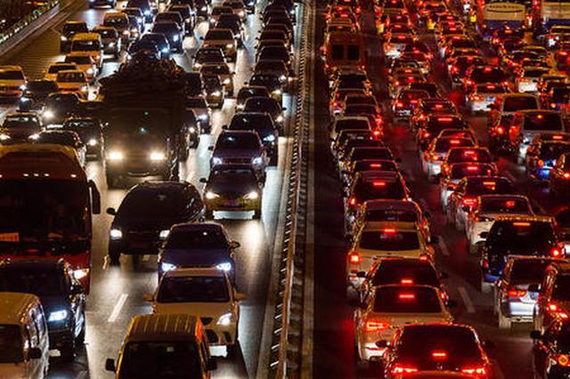 高德地图发布Q1交通报告:合肥进入中国堵城排行榜