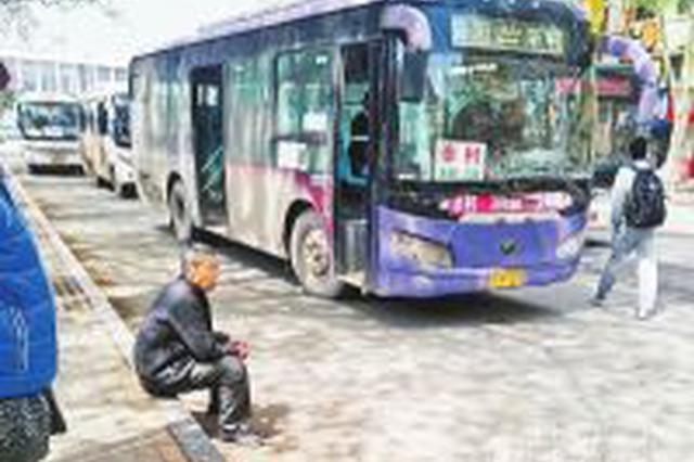 蚌埠市运管处全面加强道路客运市场秩序