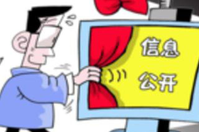 """合肥庐阳区打造基层政务公开""""阳光房"""""""
