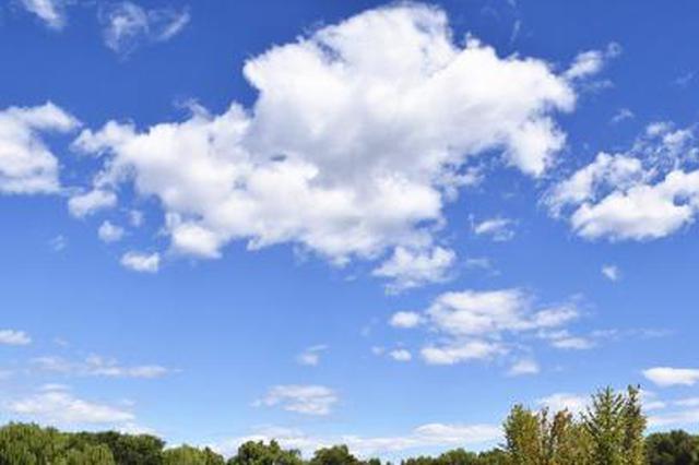 """气温重回""""3字头"""" 安徽周末降雨又降温"""