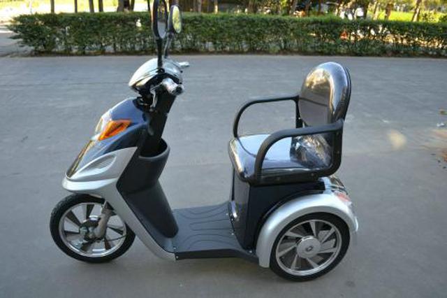 4月20日起蚌埠市依法整治电动三(四)轮车