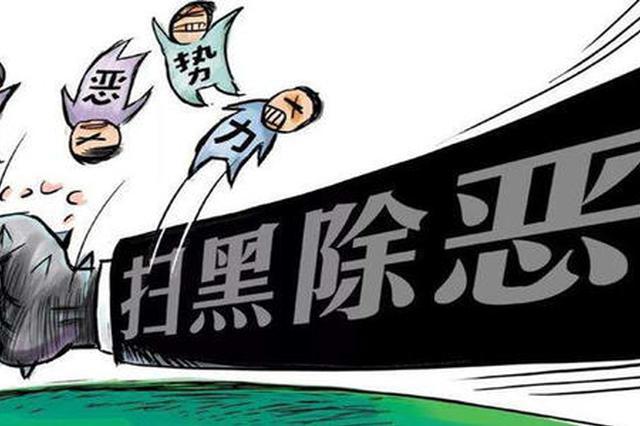 芜湖一涉黑案件入选全省扫黑除恶十大典型