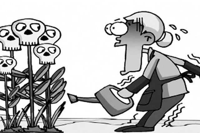 """无为一居民为""""治疗鸡瘟""""种植罂粟"""