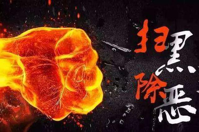 阜阳颍上交通局副局长会场被带走 他竟是黑恶势力头目