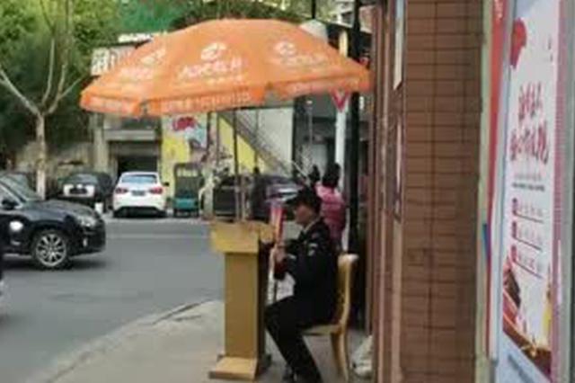 合肥:六旬老妇被打骨折  打人者疑似小区保安