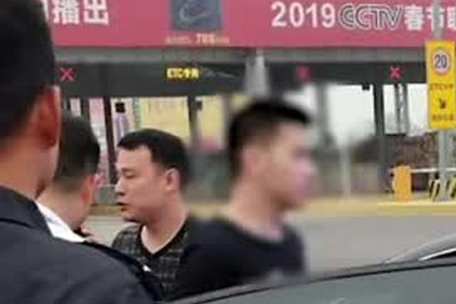 安徽安庆5死命案嫌犯抓捕现场曝光