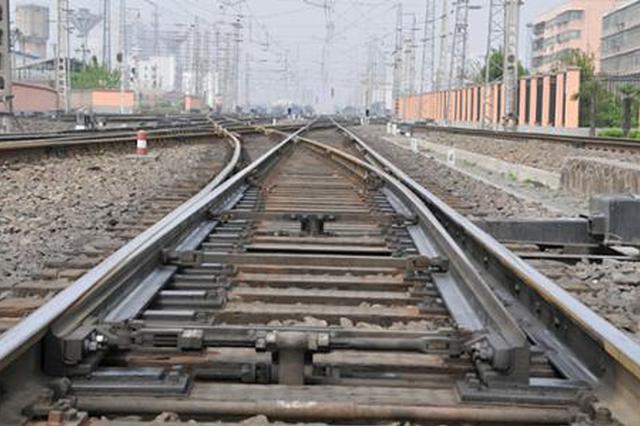 淮宿蚌城际铁路计划今年内开工