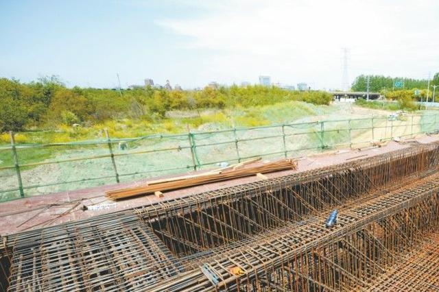 芜湖东出入口改造正在进行时