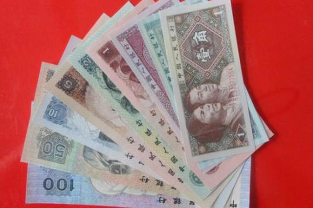 再见了 第四套人民币