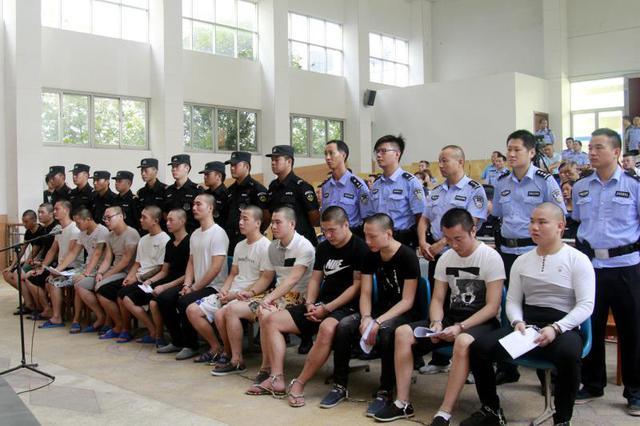 桐城摧毁5个涉黑涉恶势力团伙 抓获涉案人员395人
